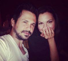 Freddy Rodriguez and Jill Flint ♡ Elvis And Priscilla, Priscilla Presley, Freddy Rodriguez, Robert Sean Leonard, Night Shift, Season 1, Beautiful People, Fans, Couple Photos