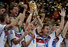 Germany wins the 2014 world cup