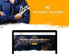 "Check out new work on my @Behance portfolio: ""Mechanika pojazdowa website"" http://be.net/gallery/57769841/Mechanika-pojazdowa-website"