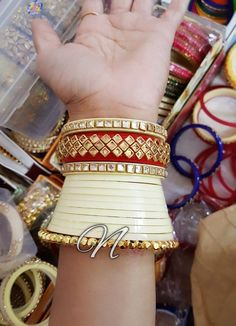Wholesale Silver Chain Bracelets – My All Pin Page Silk Bangles, Bridal Bangles, Bridal Jewelry, Gold Jewellery, Rajasthani Bride, Rajasthani Dress, Indian Wedding Jewelry, Indian Bridal, Gold Bangles Design