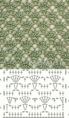 Crochet Patterns Diagram Reina Vierhouten's media content and analytics Crochet Stitches Chart, Crochet Motifs, Crochet Diagram, Filet Crochet, Knitting Stitches, Crochet Doilies, Crochet Flowers, Crochet Lace, Crochet Edgings
