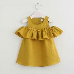 Girls Dress Children Clothing Kids Dress Fashionable Tassel For Baby Girls Dress Girl Clothes - Baby Girl Dress - Ideas of Baby Girl Dress Frocks For Girls, Dresses Kids Girl, Kids Outfits, Dress Girl, Dresses For Babies, Dresses For Children, Cute Baby Dresses, Kids Summer Dresses, Baby Girl Frocks