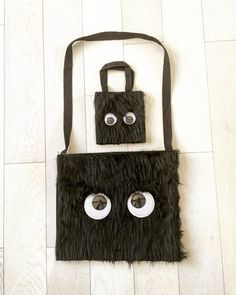 Monster Bag set. Super cute!