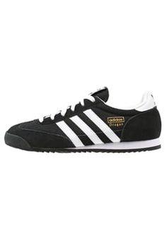 size 40 f4f79 66925 adidas Originals - DRAGON - Joggesko - core black