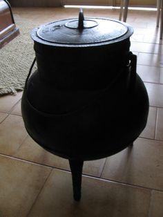 pote de hierro    tiendarustica