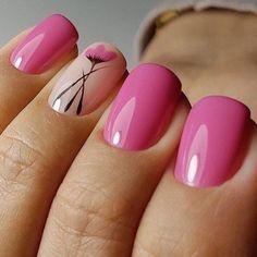nail art designs for spring * nail art designs ; nail art designs for spring ; nail art designs for winter ; Cute Spring Nails, Spring Nail Art, Nail Designs Spring, Nail Art Designs, Nails Design, Pedicure Designs, Nail Art Flowers Designs, White Summer Nails, Summer Nails 2018