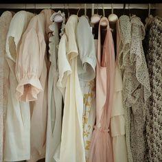 Pretty closet.