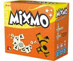 8+ Mixmo (Ed.2014). Es fresco al ser partidas cortas y dinámicas. Necesitas de habilidades de vocabulario, estratégicas y de pensamiento diferentes a otros juegos de lenguaje.