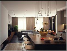 Alexander Nevsky St Apartment by Alexandra Fedorova | Interior ...