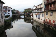 BAITOBEK ENDAY: Puente (en algún lugar del sur de Francia)