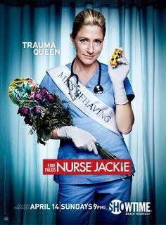 #NurseJackie (SHO) season 5 poster