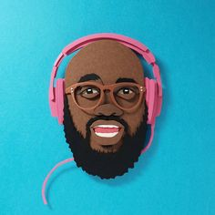 Artist Shows Off His Incredible Paper Work Skills By Recreating Famous Pop Culture Characters - Paper art - 3d Paper Art, Paper Artwork, Paper Crafts, Paper Pop, Kirigami, Cut Paper Illustration, Cultura Pop, Illustrations, Paper Cutting