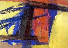 Franz Kline - Tragedy 1961