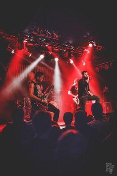 Devilskin We Rise Tour