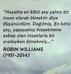 hayatta... Robin Williams, Personalized Items