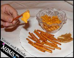 This was my favorite snack in preschool!!