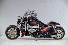 Boss Hoss Custom Motorcycles - Boss Hoss Motorcycles
