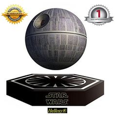 Amazon.com: hellosy®Star Wars Death Star Levitating Speaker Bluetooth Wireless Portable Rechargeable High Quality Floating Sound System: Electronics