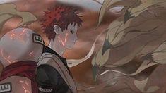   Save & Follow   Gaara • Live Wallpaper • Naruto Shippuden
