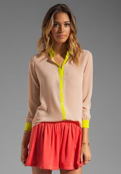 love this erin fetherston blouse!
