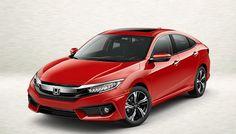 2016 Honda Civic 4 Door Front Under Body Spoiler