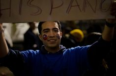Latinos celebrates Obama's reelection
