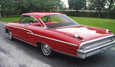 1962 Mercury Monterey Maintenance/restoration of old/vintage vehicles: the material for new cogs/casters/gears/pads could be cast polyamide which I (Cast polyamide) can produce. My contact: tatjana.alic@windowslive.com