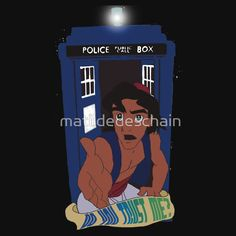 #DoctorWho and #Disney #mashup design for women, men and kids apparel, stationery, housewares, cases, skins and more!  Take a look here: http://rdbl.co/1Qr8KeN