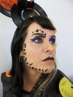 Make up ciudad
