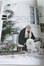 Im November 2012 wurden wir in Boligdrøms Christmas Magazine beteiligt