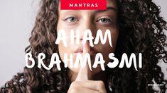 Aham Brahmasmi by Mystic Heart | Mantra Meditation | Advaita Free Meditation Music, Mantra Meditation, Aham Brahmasmi, Brain Waves, Great Quotes, Mystic, Heart, Youtube, Youtubers
