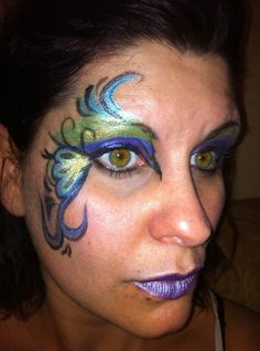 Use Younique Eye Pigment For Face Painting Fun Pretty Https