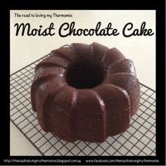 This cake is so chocolatey and delicious!!! We served it alongside custard but a nice ganache or glaze over the top would be lovely. Ice cream and fresh