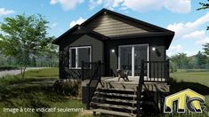 Leeds, Refuge, One Story Homes, First Story, Gazebo, Outdoor Structures, Cabin, House Styles, Home Decor