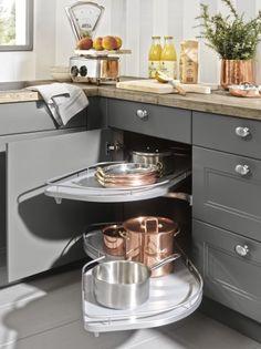 Vintage K chenideen moderne Inspirationen nolte kuechen de Grey Kitchens Pinterest