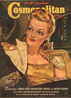 Cosmopolitan November 1940