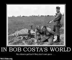 In #BobCostas' World: No Citizens get hurt if they don't own guns... #SecondAmendment