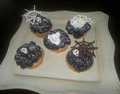 Halloween cupcakes (oma)