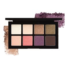 New Pony x Memebox Shine Easy Glam Eyeshadow Palettes ❤ liked on Polyvore featuring beauty and makeup
