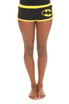 Batman booty shorts @hottopic
