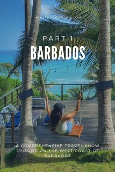 Barbados episode of The Healthy Voyager travel show part 1 Travel Expert, Packing Tips For Travel, Travel Guides, Beautiful Places To Visit, Places To See, Vacation Trips, Dream Vacations, Wanderlust Travel, Barbados