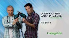 Colin and Justin's cabin pressure I