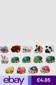 444828cefd3 Teeny Ty Beanie Babies Mini Plush Brand New Choose from a large selection