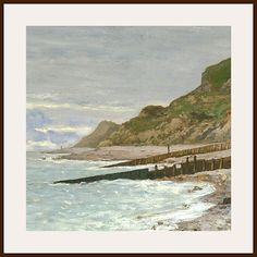 Buy Claude Monet- La Pointe de la Hève, Sainte-Adresse 3 Online at johnlewis.com