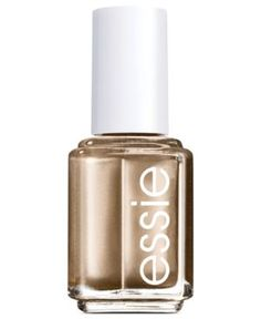 essie nail color, good as gold