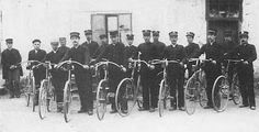 Bicycles and Bicycling: Salvation Army Cycling Corps Cambridgeshire 1890's