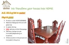 Dining Furniture, Dining Chairs, Dining Table, Dining Set, Wordpress, Facebook, Website, Twitter, Wood