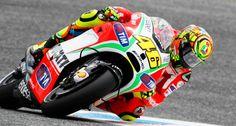 Valentino Rossi Ducati Moto GP