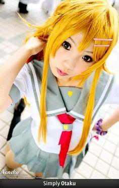 Ore No Imouto Cosplay - Kirino Kousaka By Neneko Kawaii Cosplay, Disney Characters, Fictional Characters, Disney Princess, Gallery, Roof Rack, Fantasy Characters, Disney Princesses, Disney Princes