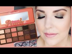 Peach Look Using Sweet Peach Palette: https://youtu.be/_NxSPUk4lCk --------------------------------------------------------- PRODUCTS USED ----------------...